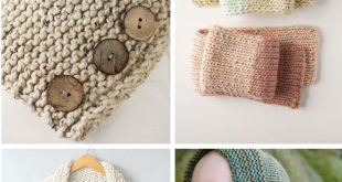 10 Free Beginner Knitting Patterns for Absolute Beginners