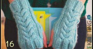16 One Skein Knitting Patterns