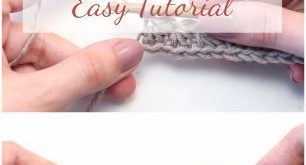 Crochet Star Stitch Baby Blanket - Easy Tutorial + Video For Beginners
