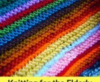 How to Best Knit for the Elderly: Tips & Free Patterns