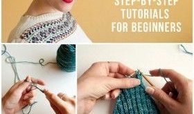 Learn How to Knit for Beginners The Homestead Survival - Homesteading -