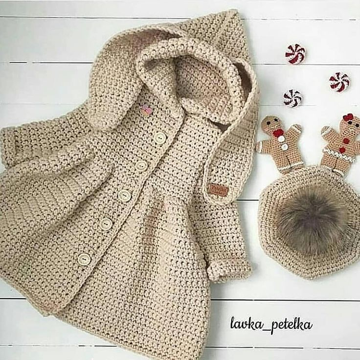 Simple and Cute Baby Cardigan Free Pattern Images for 2019 ...