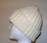 Easiest Beginner Knit Hat Pattern Ever  