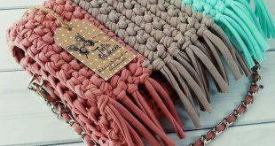 Crochet Cute Bags, Beach Bag, and Handbag Image Pattern for 2019