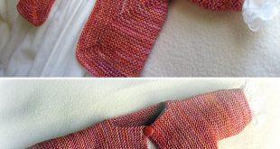 Baby Surprise Jacket - Knitting Pattern