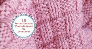 Precious Knit Blankies for Baby - 16 knitting patterns for baby blankets that ar...